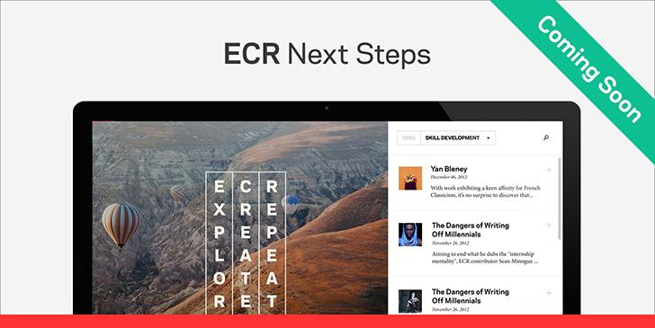 ECR Next Steps.