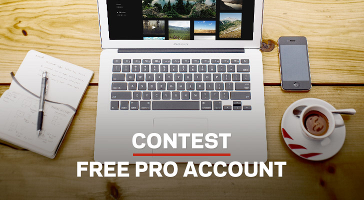 Contest: Free Pro Account