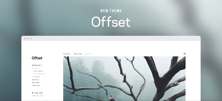 Offset | New Theme