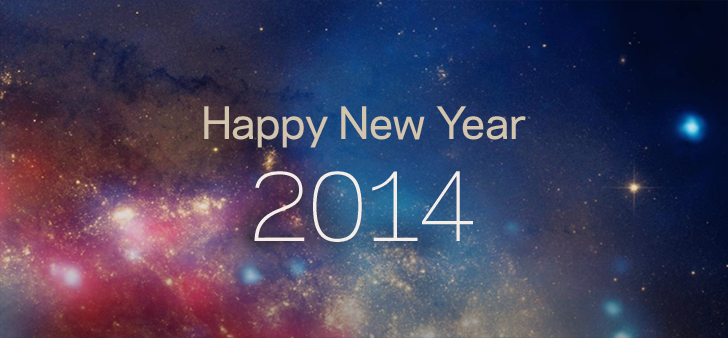 Happy New Year: 2014