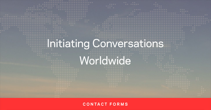 Initiating Conversation Worldwide