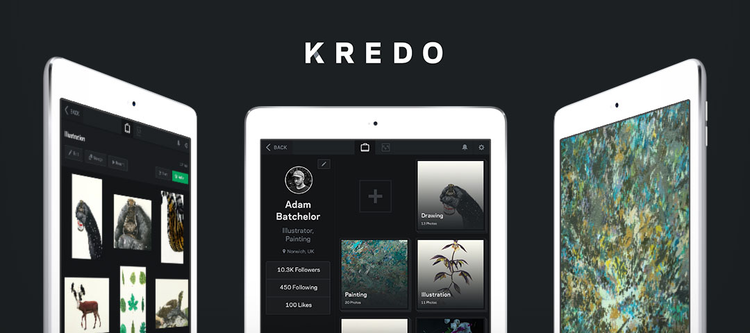 Discover and be discovered: Kredo