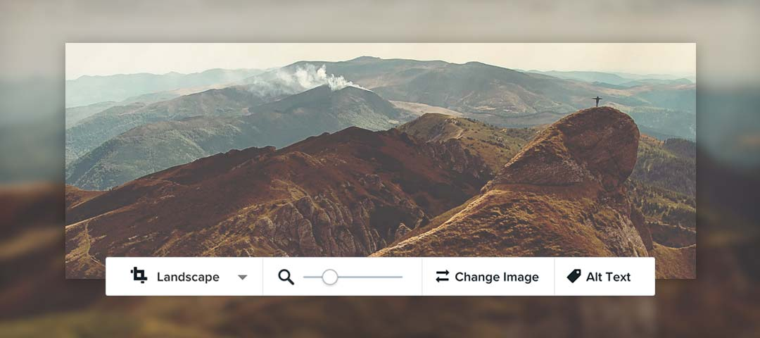 New This Month: Image Cropper Tool